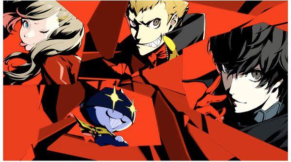 Persona 5 Royal Phantom Thieves Edition Region Free PlayStation 4 PS4