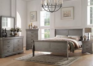 Bedroom Set in Queen Bed Brand New for Sale in Anaheim, CA