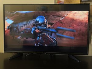 """43"""" LED 1080p Chromecast Built-in HDTV with Remote for Sale in Harbor City, CA"""