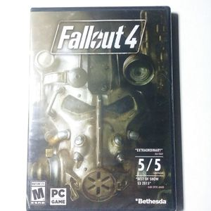 Fallout 4 PC BRAND NEW SEALED for Sale in San Diego, CA