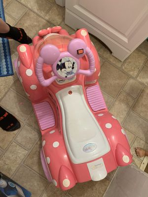 Minnie Mouse quad for Sale in Pittsburg, CA