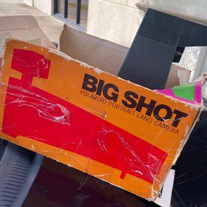 Big Shot Polaroid Portrait Camera Classic for Sale in Tampa, FL