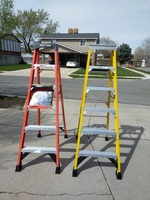 6' ladder for Sale in West Valley City, UT