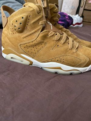 Air Jordan 6 Wheats (2017) for Sale in Fontana, CA