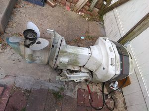 Johnson 90hp outboard motor for Sale in Camden, NJ