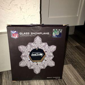 Seahawks Ornament for Sale in Tacoma, WA