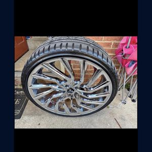 22inch Rims for Sale in Charlotte, NC