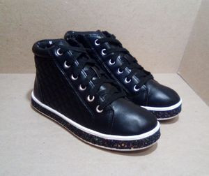 Wonder Nation Leather & Rhinestones High-Top Sneakers for Sale in Fairfield, CA