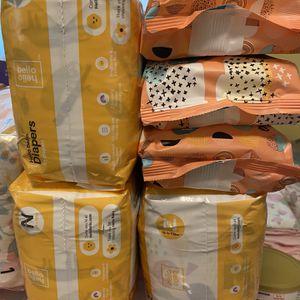 Newborn Size Diapers for Sale in San Bernardino, CA