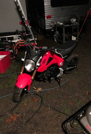 Honda 125 GROM for Sale in Portland, OR