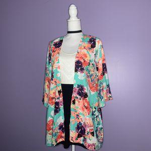 NEW Vibrant Multicolor Kimono for Sale in Clawson, MI