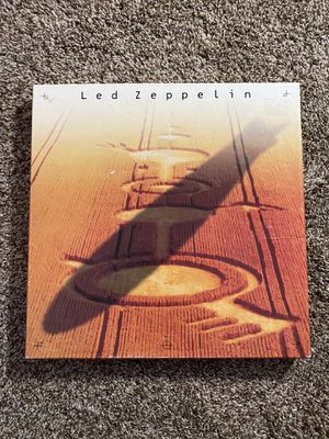 Led Zeppelin Light & Shade 4CD Set for Sale in Chino Hills, CA