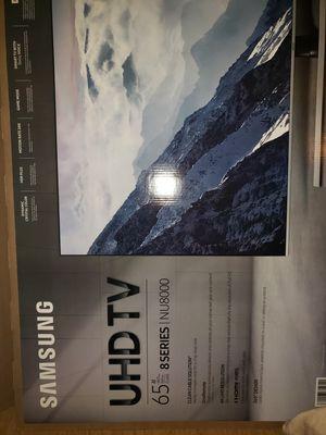 "Samsung 65"" UHDTv for Sale in Long Beach, CA"