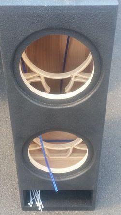 Sub Woofers, Custom Sub Box, Amplifiers, Midbass, Hi Output Alt, Pioneer Deh 80prs Deck for Sale in Yakima,  WA