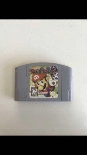 Mario Party - N64 for Sale in Newport News, VA