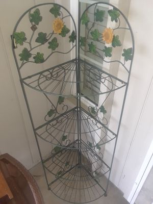 Iron plant holder for Sale in Lodi, CA