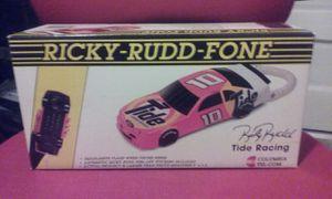 "Nascar Ricky Rudd Tide Racing ""Car Phone"" for Sale in Tacoma, WA"