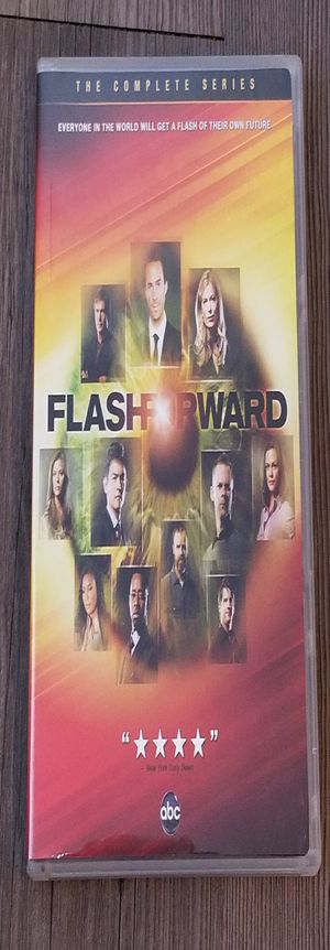 FlashForward: The Complete Series (DVD, 2010, 5-Disc Set), Used for Sale in Denver, CO