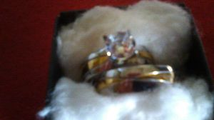 Wedding Ring Set for Sale in Gibsonia, PA