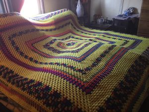 Crocheted blankets for Sale in Prineville, OR