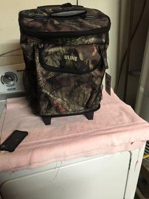 Uline rolling cooler bag for Sale in Colton, CA