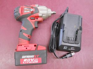 """Cordless Impact Wrench 20V MAX 3/8"""" Drive EARTHQUAKE XT for Sale in Columbus, OH"""