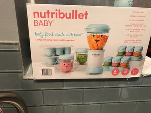 Nutribullet Baby BRAND NEW!!! for Sale in Washington, DC