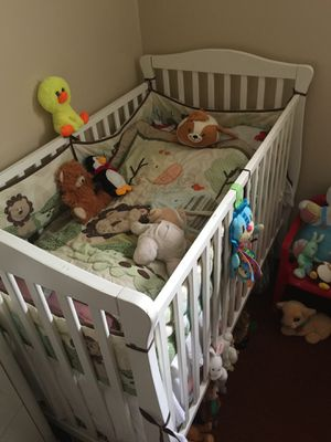 Used Baby Crib for Sale in Sterling Heights, MI