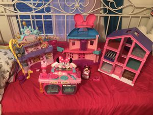 Doll houses and little kitchen for Sale in Lakewood, CO