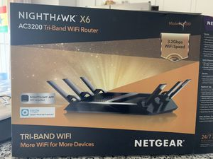 Netgear wifi router for Sale in Temple Hills, MD