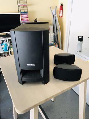 Bose Cinemate Series II Home Speaker System for Sale in San Diego, CA