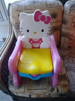 Hello Kitty potty training chair for Sale in Maitland, FL