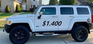 👑📗$14OO URGENT I sell my family car 2009 Hummer H3 📗Runs and drives great. for Sale in Santa Ana, CA
