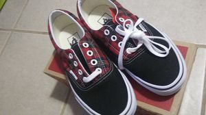 Vans shoes Size 4 for Sale in Silver Spring, MD