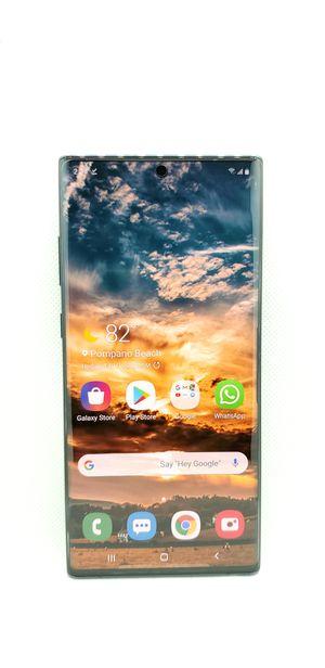 Samsung Galaxy Note 10 plus unlocked for Sale in Pompano Beach, FL