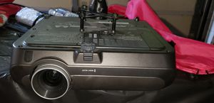 Projector and screen for Sale in Dover, DE