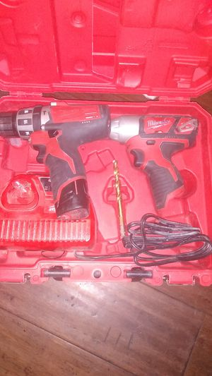 ****Milwaukee 12v**** for Sale in Federal Way, WA