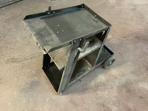 Harbor freight welding cart for Sale in Kennewick, WA