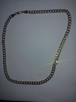 Gold Chain Cuban Link for Sale in Aloha, OR