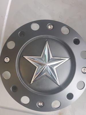 *Brand New* unused KMC XD Rock Star rim center cap for Sale in Henderson, NV