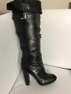 MK MICHAEL KORS BOOTS SIZE 6 for Sale in DULLES, VA