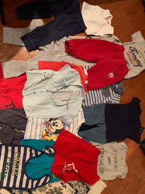 Clothes for 8,12,16 months old children for Sale in Washington, DC