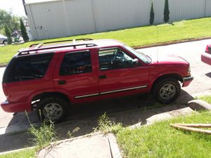 2000 chevy trailblazer for Sale in Superior, NE