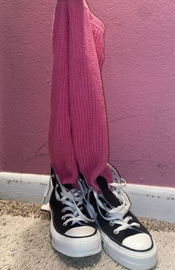 "Converse With Long ""socks"" for Sale in Murfreesboro,  TN"