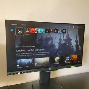 Hp 25x Gaming Monitor for Sale in Bellevue, WA