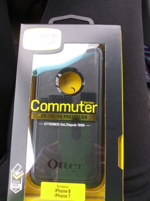 Otter box for iphone 7 or 8 for Sale in Tuscaloosa, AL