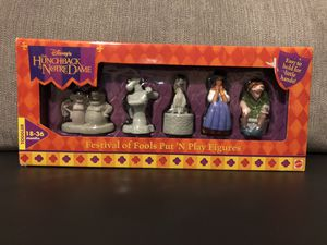 Hunchback of Notre Dame Figurines for Sale in Vancouver, WA