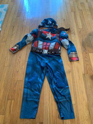 Captain America Costume sz 5/6 for Sale in Long Beach, CA