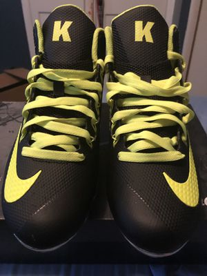 Custom Nike alpha football cleats for Sale in Burlington, NJ