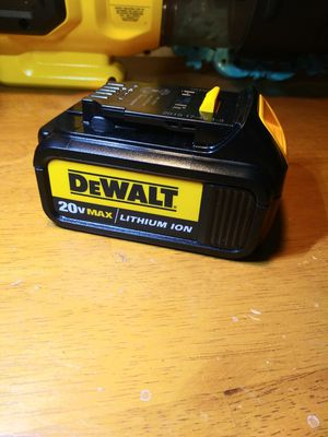 New dewalt 3.0 battery for Sale in Fontana, CA